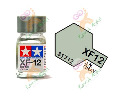 Enamel XF12 JN Grey 10ml