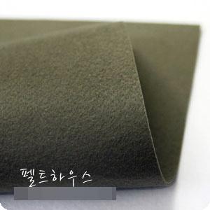 ผ้าสักหลาดเกาหลีสีพื้น hard poly colors 876 (Pre-order) ขนาด 90x110 cm/หลา