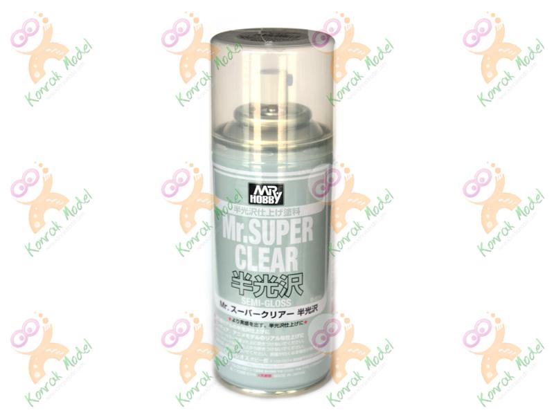 B516 Mr. Super Clear SEMI GLOSS 170ml Sealant Spray