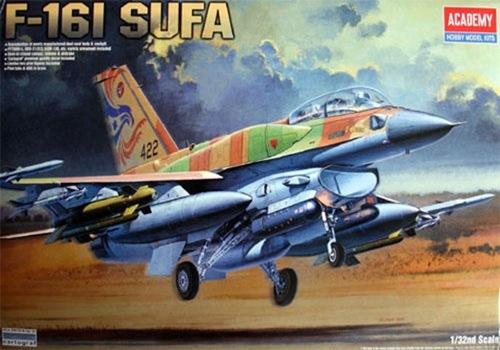 AC12105 F-16I SUFA 1/32