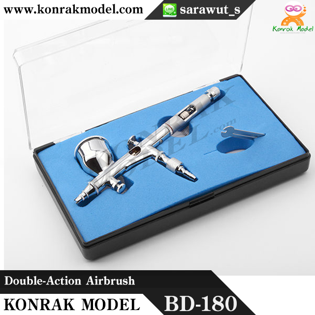 BD-180 Double Action (กรวยบน 0.2)
