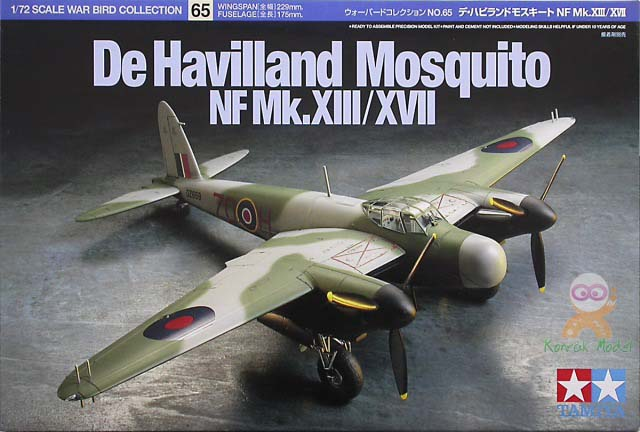 TA60765 1/72 WB Mosquito NF