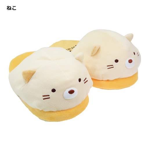 รองเท้าใส่ในบ้าน Sumikko Gurashi (Cat)