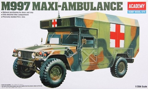 AC1352 M-997 MAXI-AMBULANCE (1/35)