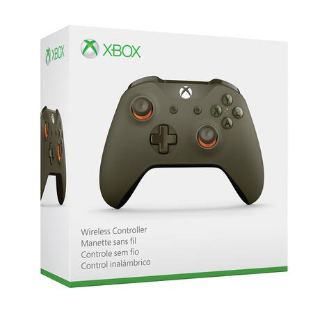 จอย Xbox One S (Gen3) - Green/Orange (Wireless & Bluetooth)