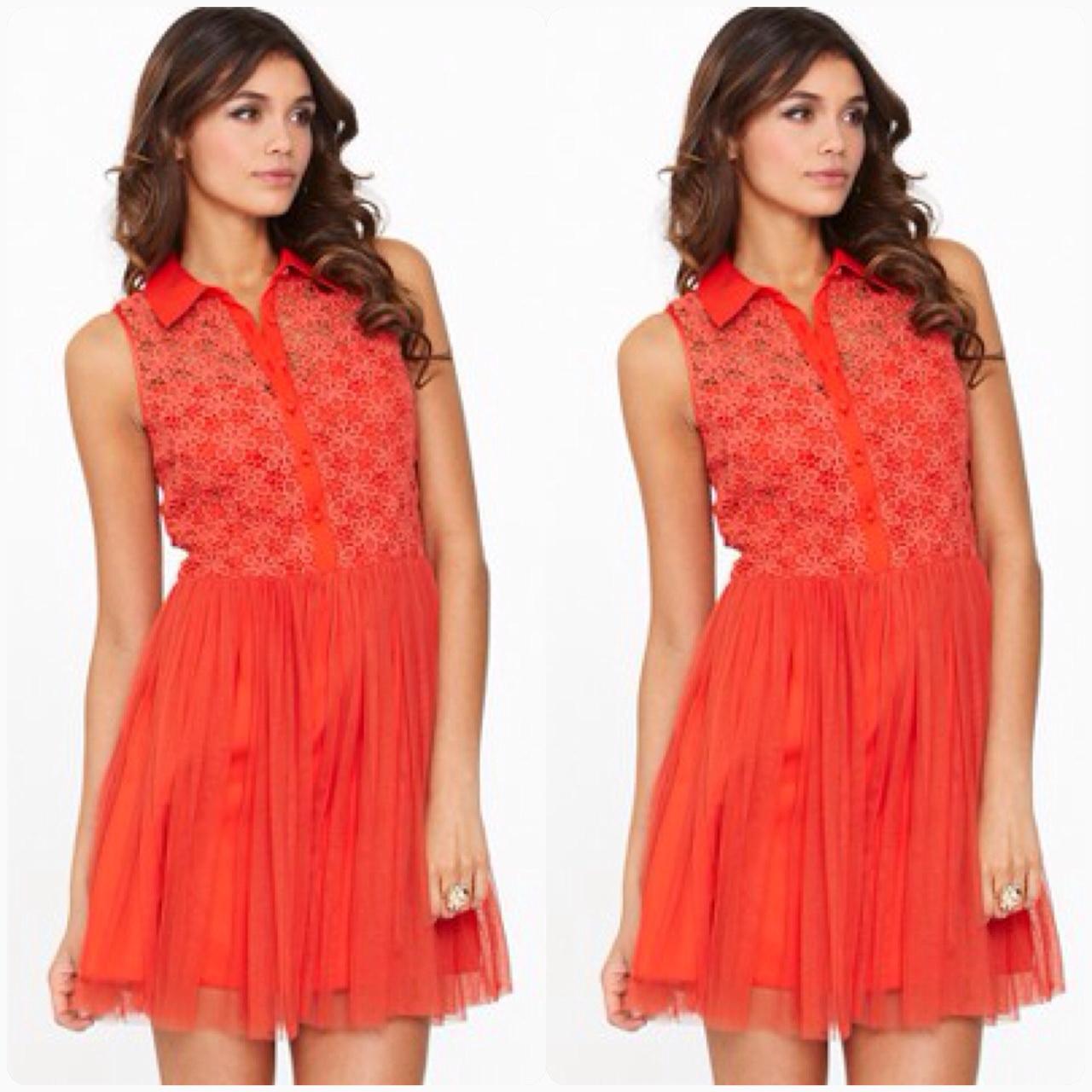 Lipsy Lace Dress size Uk10