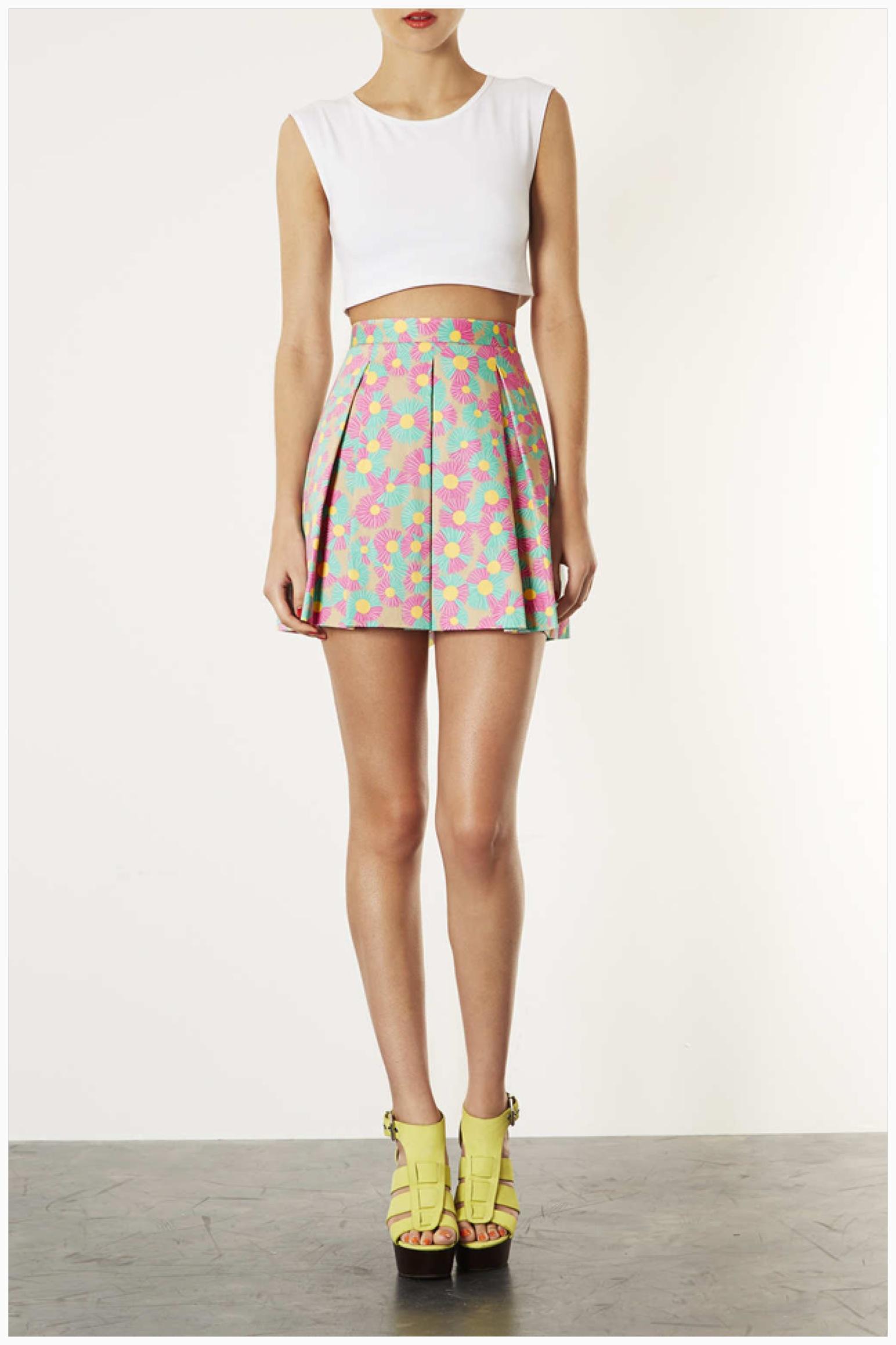 Topshop skirt Size uk10