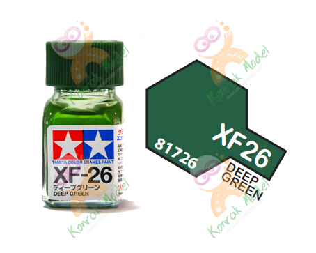 Enamel XF26 Deep Green 10ml