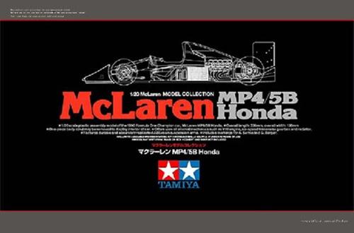TA89720 MCLAREN MP4/5B HONDA 1/20