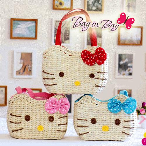 กระเป๋าถือ Hello Kitty