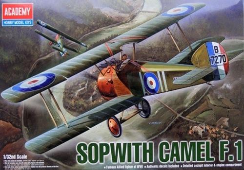 AC12109 SOPWITH CAMEL F-1 (1/32)