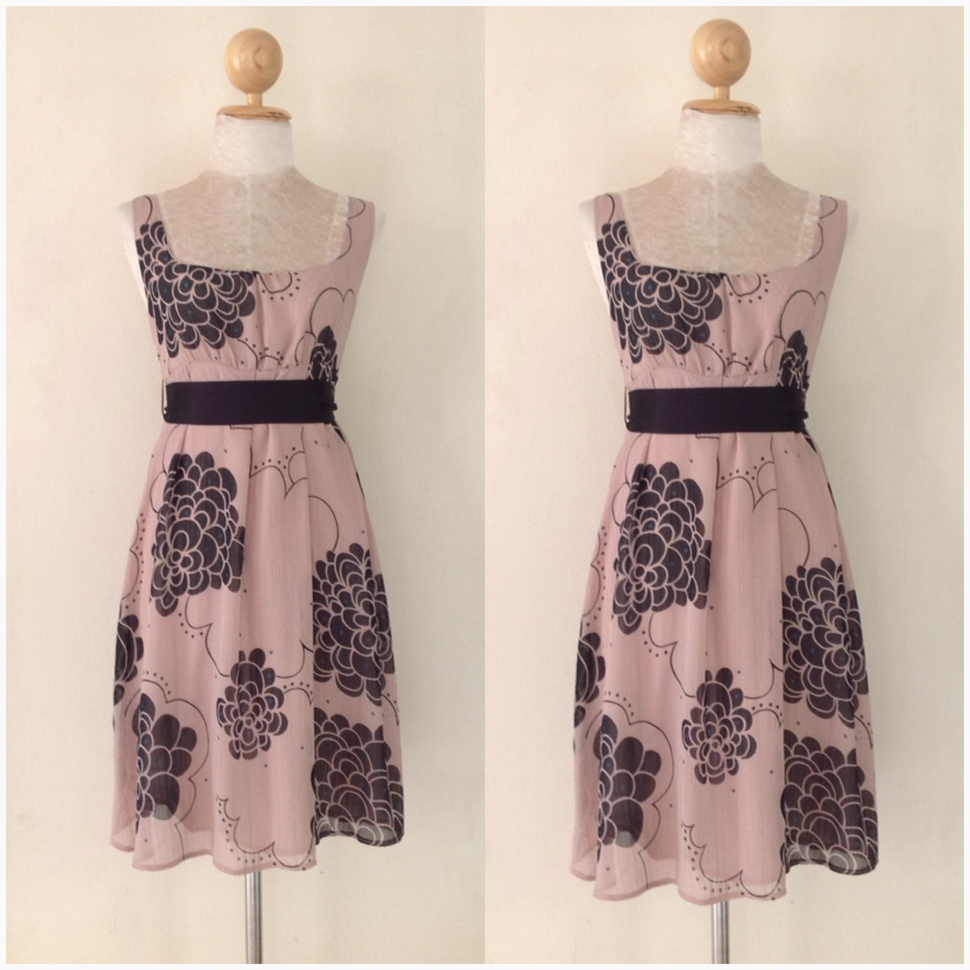 Topshop Floral Dress Size UK12