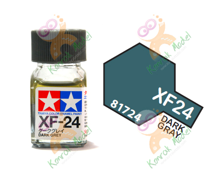 Enamel XF24 Dark Grey 10ml