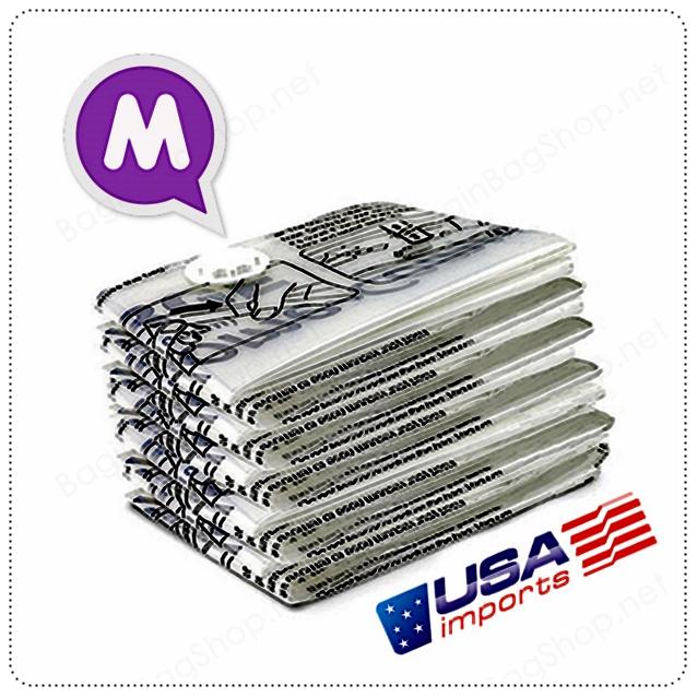 """เซ็ทถุงสูญญากาศ (M) """"Home Complete"""" Import from USA"""