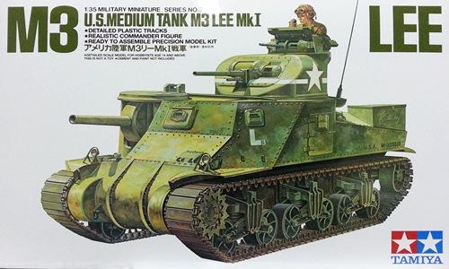 TA35039 U.S. M3 TANK LEE 1/35