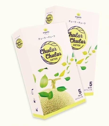 Chular Chular Detox by Kalow ชูล่า ชูล่า ดีท็อกซ์ สุขภาพดีจากภายใน สู่ภายนอก