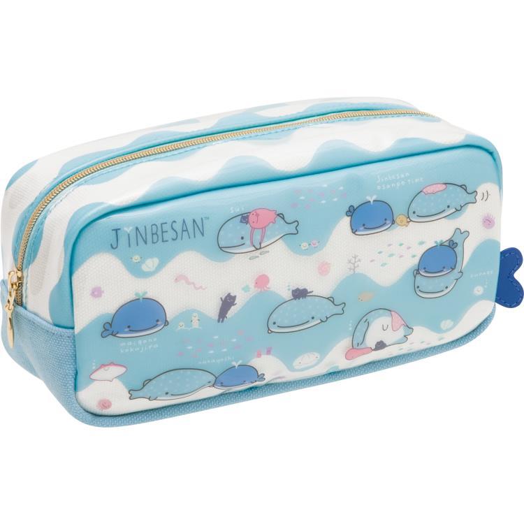 กระเป๋าดินสอ Jinbesan&Kokujira