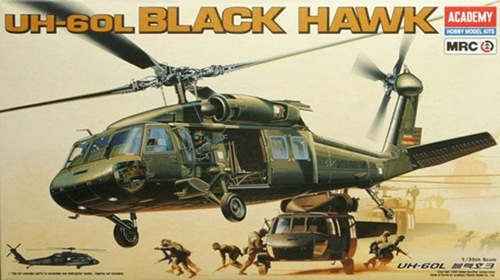 AC12111 UH-60L BLACK HAWK(1/35)