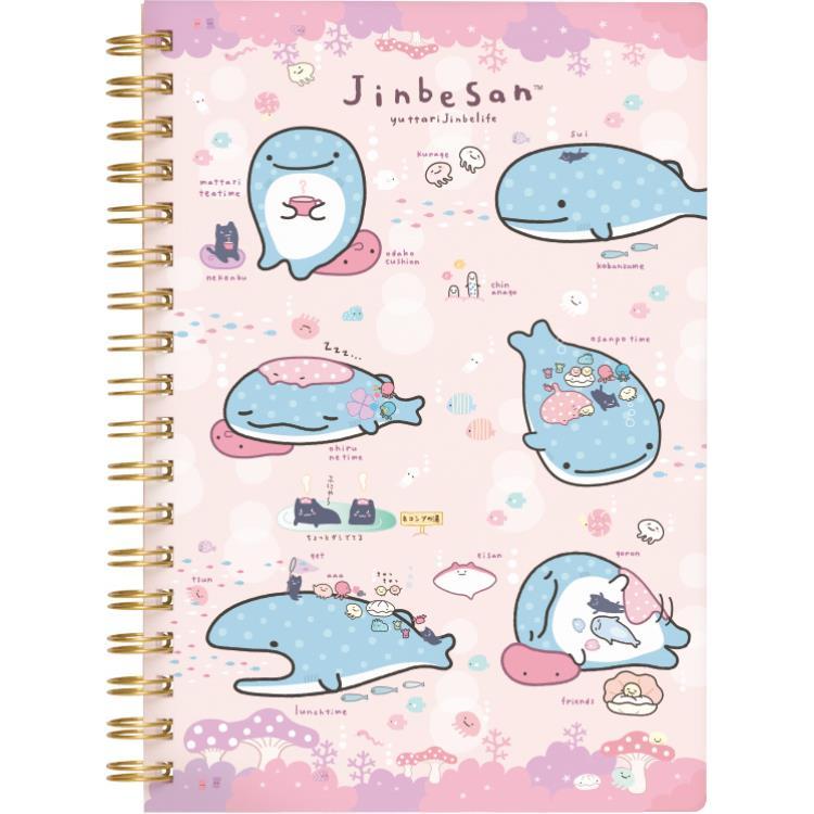 สมุด Jinbei-san ตัวเล็ก