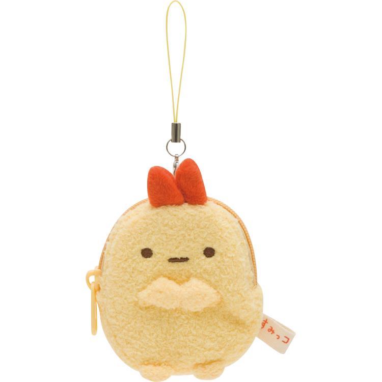 กระเป๋าใส่เหรียญ Sumikko Gurashi หางกุ้ง