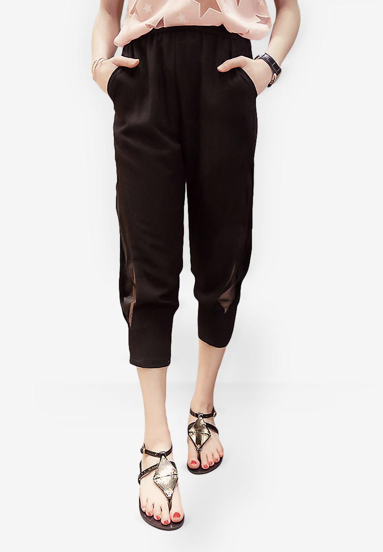กางเกงขายาว Harlem Split