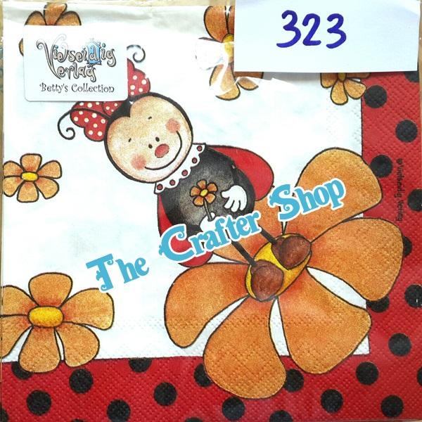 napkin ผึ้ง (รหัสสินค้า NA-323)