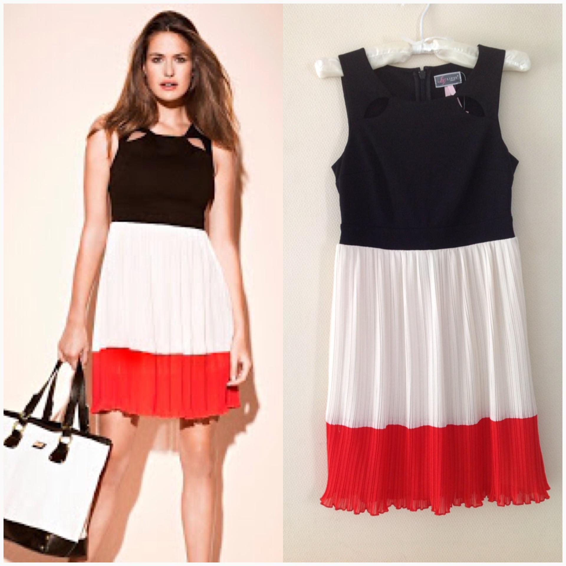 Lipsy Dress Size Uk 10=1 Uk12=1