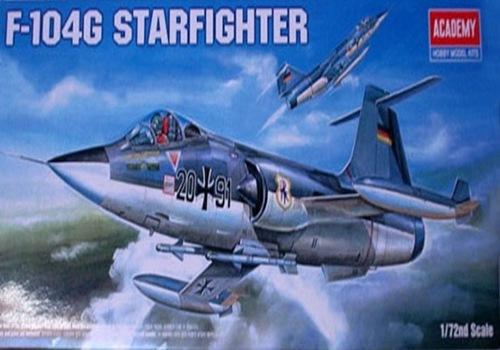 AC12443(1619) F-104G STARFIGHTER (1/72)