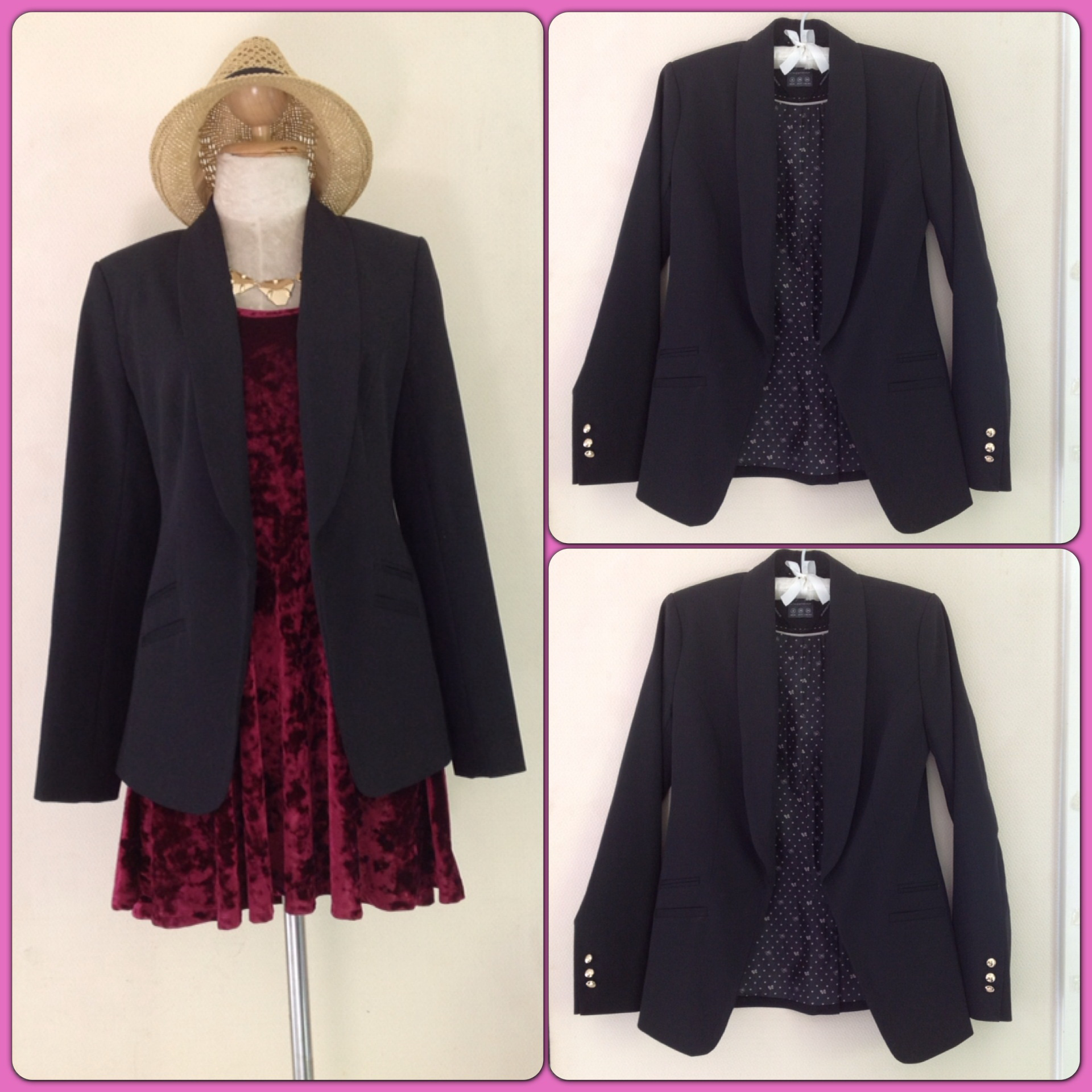 Primark by atmosphere blazer Size uk 8-10