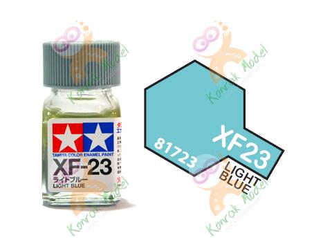 Enamel XF23 Light Blue 10ml
