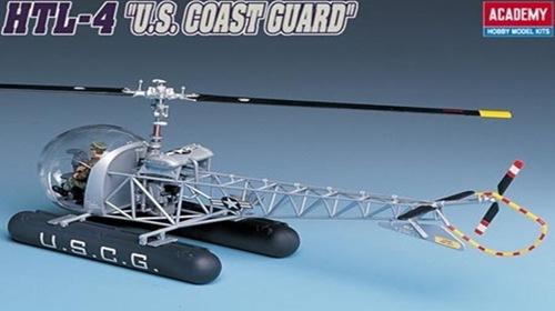 AC2200 HTL-4 U.S. COAST GUARD HL (1/35)