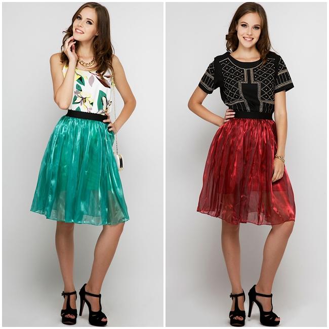 Shining Skirt