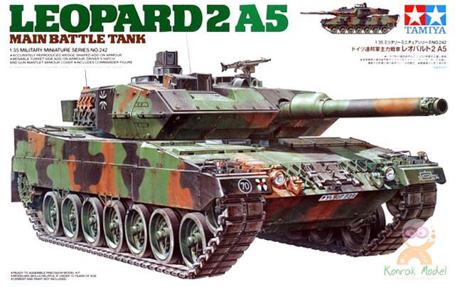 TA35242 1/35 Leopard 2 A5 Main Battle Tank
