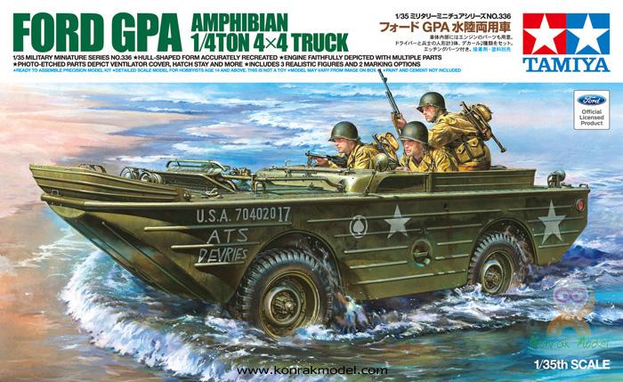 TA35336 1/35 Ford GPA Amphibian 4x4 Truck