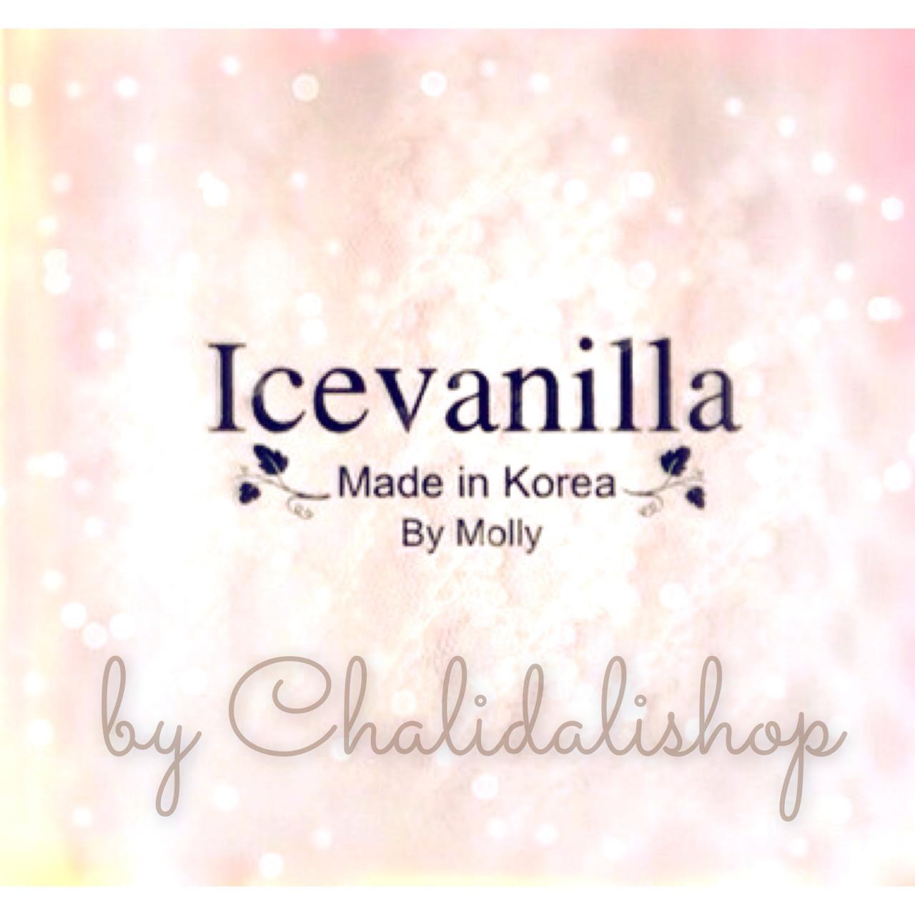 แคตตาล็อก เสื้อผ้าแฟชั่น แบรนด์ Ice Vanilla พร้อมส่ง