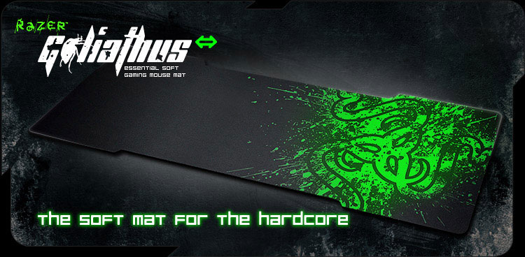 Mouse Pad RAZER GOLIATHUS EXTENDED SPEED