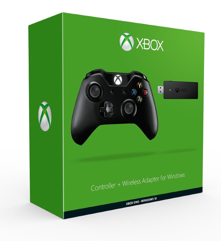 Xbox One Wireless for PC Set (Gen 2) (จอย + ตัวรับสัญญาณ)
