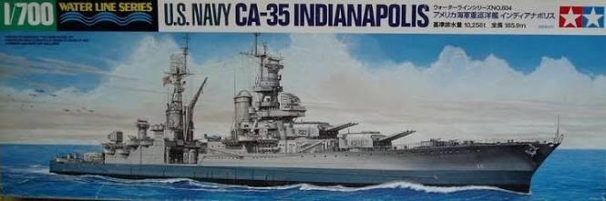 TA31804 CA-35 Indianapolis 1/700