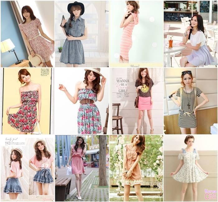 koreacutecloth Summer Sale ลดทั้งร้าน ส่งฟรีทุกชิ้น