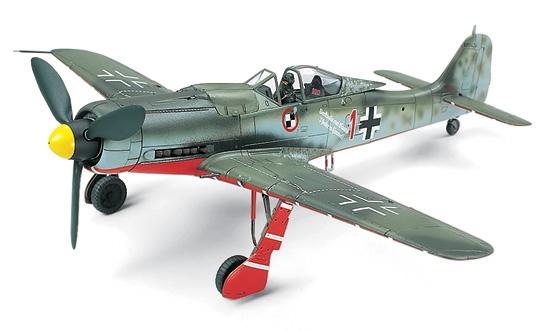 TA60778 WB.78 Focke Wulf Fw190 D-9 JV44 1/72