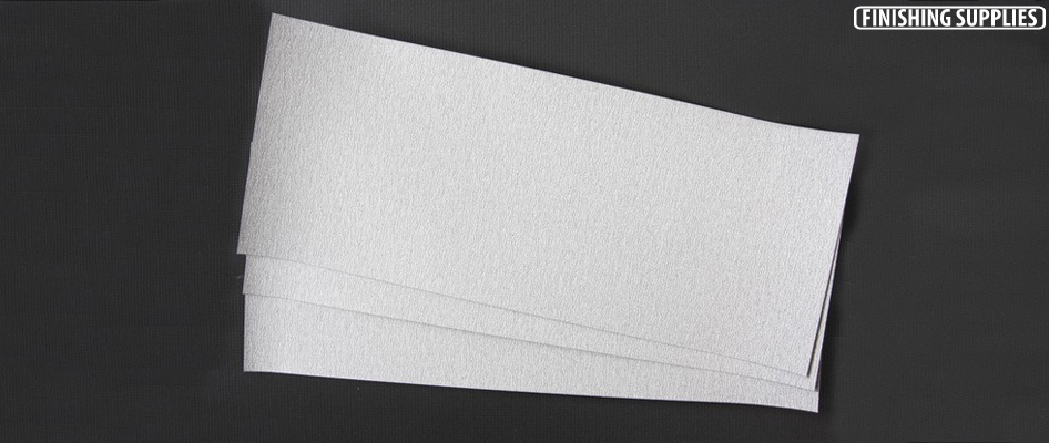 TA87054 Finishing Abrasives P400 - 3 Sheets (กระดาษทราย)