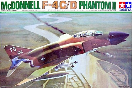 TA60305 McDONNELL F-4 C/D PHANTOM II 1/32