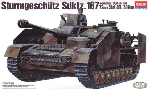 AC13235 STURMGESCHUTZ IV (1/35)