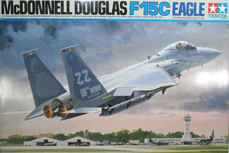 TA60304 McDONNELL DOUGLAS F-15C EAGLE 1/32