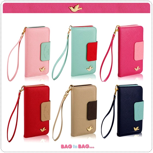 IPhone5 Diary Case