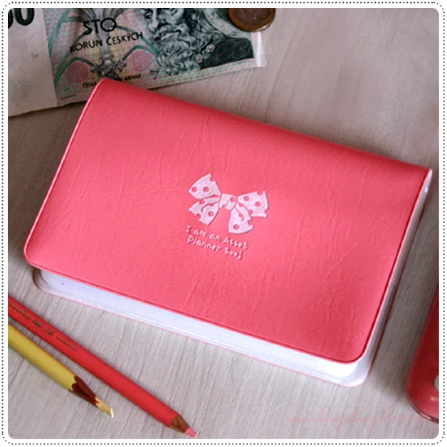 BankBook Ribbon กระเป๋าเก็บสมุดบัญชี