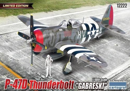 AC12222 P-47D THUNDERBOLT 1/48