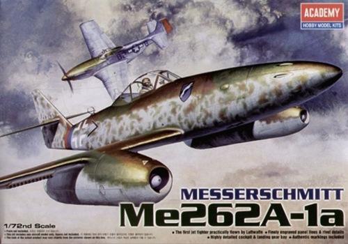 AC12410 Messerschmitt Me262A-1a (1/72)
