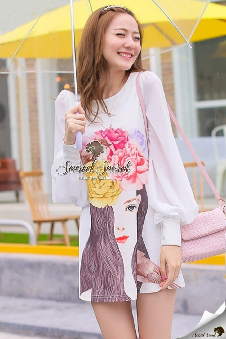 Princess Fairyland Dress by Seoul Secret