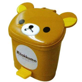 ถังขยะใบเล็ก Rilakkuma